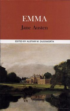 Emma - Jane Austen about to re-read this one