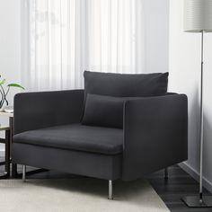 SÖDERHAMN fauteuil | IKEA IKEAnl IKEAnederland inspiratie wooninspiratie interieur wooninterieur designdroom werkplek woonkamer stoel modulair comfortabel