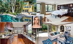 Emma Roberts buys stylish 1920s Mediterranean mansion for $4million