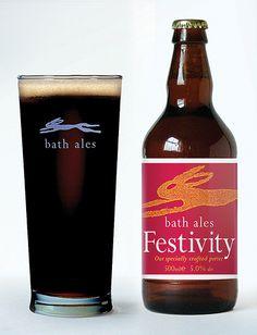 Festivity beer from Bath Ales #beer #ales