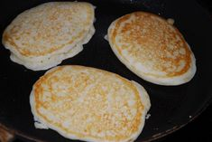 The Stockwell Diet: Old Fashioned Pancakes Best Breakfast, Breakfast Recipes, 2 Ingredient Desserts, Dish Display, Baked Ham, 2 Ingredients, Pancakes, Brunch, Food And Drink