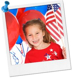 4th of July party ideas. See more party ideas at BirthdayInaBox.com.