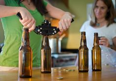 A company called Startup Noble Brewer lets home brewers sell to the masses, legally.
