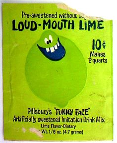 LOUD-MOUTH LIME