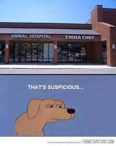 I'm sure it's COMPLETELY coincidental. ◔̯◔
