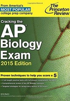 Cracking the AP Biology Exam, 2015 Edition (College Test Preparation)