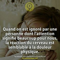 Oh que oui Sad Quotes, Words Quotes, Best Quotes, French Words, French Quotes, Some Words, Positive Attitude, Did You Know, Quotations