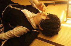 Hijikata Toshirou (asakura - WorldCosplay)   Gintama #cosplay #anime