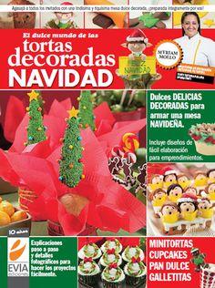 Decotortas Navidad  buscala en www.eviadigital.com