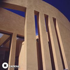 En ésta sorprendente #ObraArquitectónica de #CadenaArquitectos se redefine el concepto de #EspaciosAbiertos #Jardín