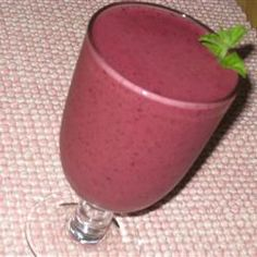 Super Healthy Fruit Smoothie Recipe