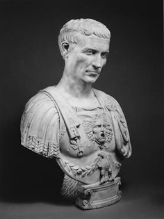 Julius Caesar by Andrea di Pietro di Marco Ferrucci (1465–1526). Metropolitan Museum of Art.