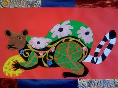 Room 9: Art!: Animals Inspired By Oaxacan Woodcarvings