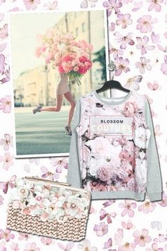 Da blüht uns was: Die neue blumige Frühlingsmode - Blumenmuster Modetrend 2015 - gofeminin.de
