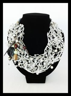 collar modelo Sultan Jewelry, Fashion, Accessories, Moda, Jewlery, Jewerly, Fashion Styles, Schmuck, Jewels
