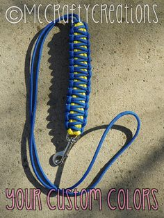 how to make paracord neck lanyard with cobra weave