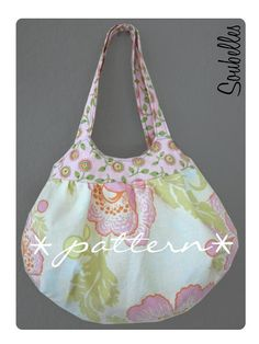 Another little girl purse pattern