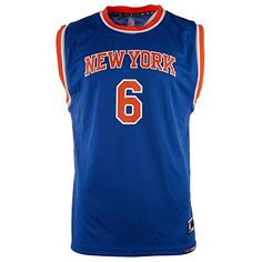 NBA New York Knicks Kristaps Porzingis Youth Boys Replica Player Road Jersey, Large (14-16), Blue  https://allstarsportsfan.com/product/nba-new-york-knicks-kristaps-porzingis-youth-boys-replica-player-road-jersey-large-14-16-blue/  100% Cotton Distressed Screen Print Team Logo And Team Name.  Sueded Finish W/Enzyme Vintage Washed Garment. Officially Licensed By The Mlb.  Product By Adidas.