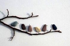 DIY déco : Comme un oiseau sur la branche... - Joline103 idées