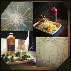 Local organic goodness at Owen + Alchemy.