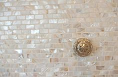 Adding Luxury to your Bathroom with Pearl Tiles