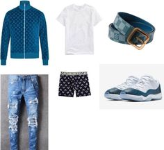 Dope Outfits For Guys, Swag Outfits Men, Stylish Mens Outfits, Tomboy Outfits, Outfits For Teens, Cool Outfits, Guy Outfits, Teen Boy Fashion, Tomboy Fashion