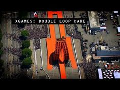 Team Hot Wheels: Double Loop Dare ... it really happened, saw it live.