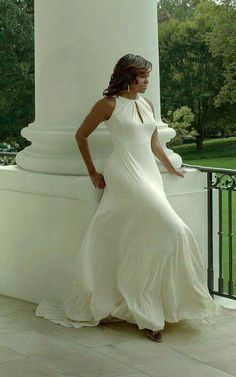 First Lady Michelle Obama....Vogue 2016                                                                                                                                                                                 More