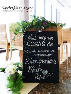 Diseño de Bodas Tarragona · Wedding Planner Diseño y Decoración - M ♥ P Mar. 2016