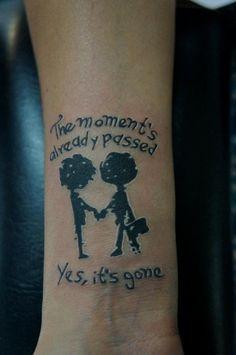 my first tatto #tattoo #radiohead