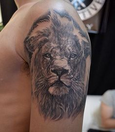 21 Best Lion Arm Tattoo Images In 2017 Tiger Tattoo Animal
