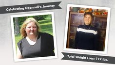 We're celebrating Dpannell's Before & After VSG losing 119lbs! Read her Before & After VSG milestones and what she did trying on clothes at a store!