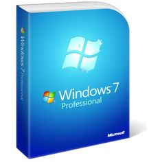 Windows 7 64bit Professional