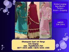Baju Muslim Gamis Bergo Syari terbaru cock untuk koleksi lebaran 2014 cp.  087754246000 www. 3f7c1f31bd