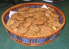 Chocolate Coffee Peanut Butter Nut Chocolate Chip Cookies Recipe