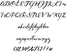 Dark Roast Font