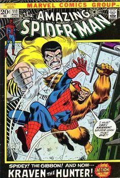 The Amazing Spider-Man (Vol. 1) 111 (1972/08)