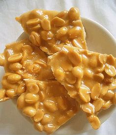 "Peanut Brittle is the ONLY ""candy"" my gran will eat. She hates all the rest. She is an amazing cook, but I'm thinking I should make this for her for Christmas."