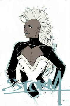Storm by Phil Noto *
