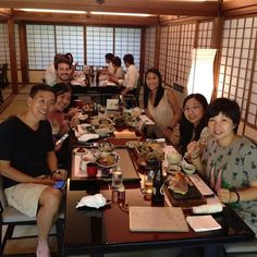 Gotta have at least one family picture for this trip for memory don't you think? Taken at my dad's 62th birthday lunch. Happy birthday dad!  #family #Kaiseki #hakone #japan #foodie #foodporn #Travel #traveltheworldthroughmyeyes #instatravel #travelgram by mythary