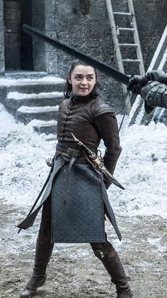 Arya Stark Game of Thrones