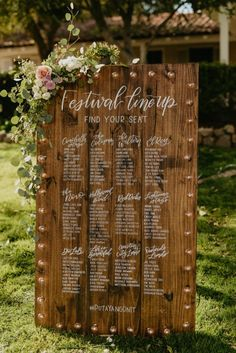 Romantic Wedding Receptions, Tipi Wedding, Rustic Wedding Venues, Wedding Signage, Wedding Seating, Romantic Weddings, Wedding Themes, Unique Weddings, Wedding Table