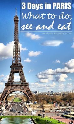 Best Things to do in Paris In 3 Days‎ | Must Visit Destinations | Page 4