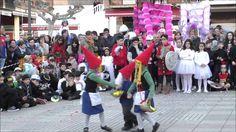 Carnaval de Albelda de Iregua 2017 Heidi, Gnomos y Abejita