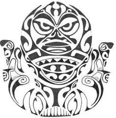 Моко маори Tiki Tattoo, Black Tattoos, Body Art Tattoos, Tribal Tattoos, Ta Moko Tattoo, Arm Tattoo, Art Maori, Polynesian Tribal, Maori Tattoo Designs