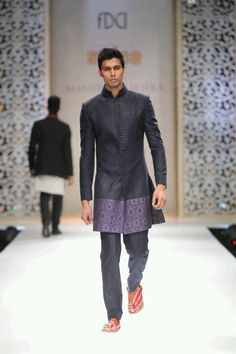 Indian man fashion