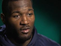 No excuses: Deaf Seattle Seahawks fullback inspires fans in viral ad  (Photo via NBC Nightly News)
