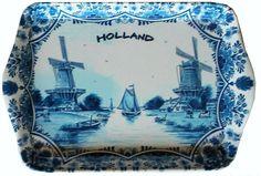 Mini Dienblad Holland