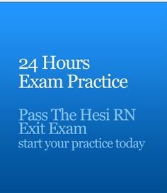 How to pass the hesi exit exam answering select all that apply hesi exam practice fandeluxe Images