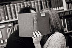 Library books. Cute shot from Alex Bee